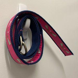 Lacrosse Ribbon Belt